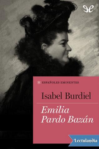 Resultado de imagen de isabel burdiel emilia pardo bazan