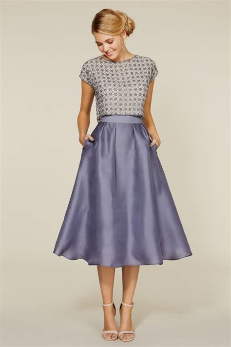 Tessa Top (£85) and Tessa Skirt (£125)   wedding outfit