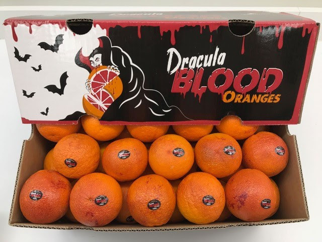 Dracula Blood Oranges To Hit Us Shelves