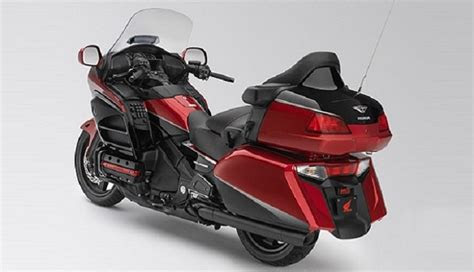 honda gold wing review colors price specs