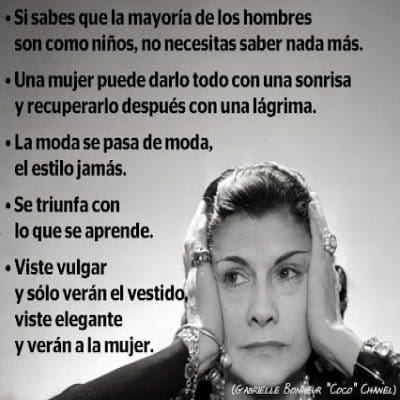 30 Frases Que Desconocías De Mujeres Exitosas Mujeres Femeninas