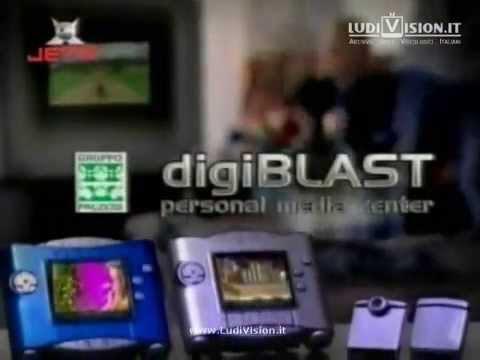 Nikko digiBLAST - Ehi, che faccia hai?! (2005)