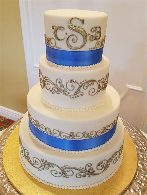 Wedding Cake Photos ? SophistiCakes Bakery Drexel Hill