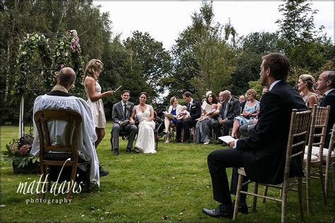 Wedding Photography South Wales   Outdoor wedding ceremony