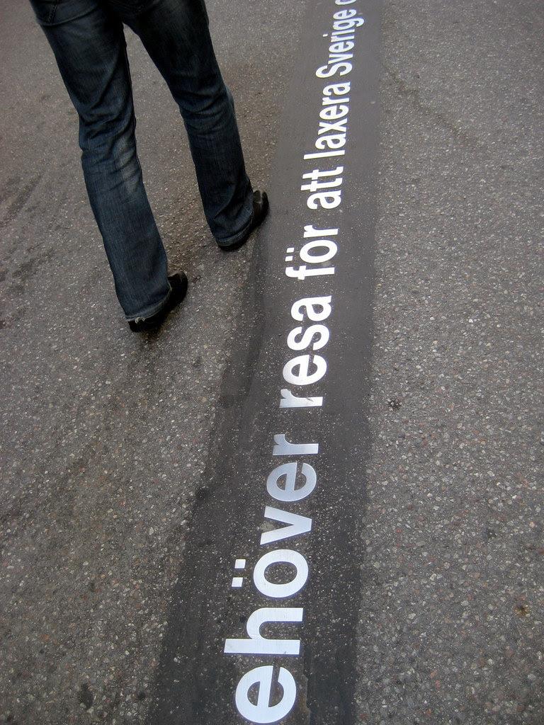 Caminando sobre palabras