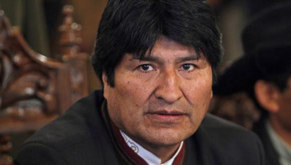 El Presidente de Bolivia Evo Morales. Foto: AP (Archivo).