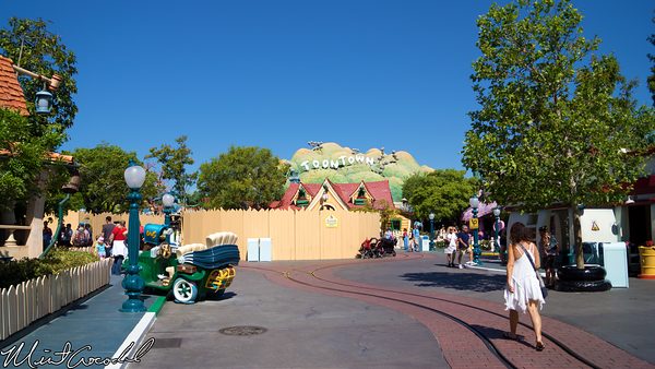 Disneyland Resort, Disneyland, Mickey's Toon Town, Refurbishment, Refurb