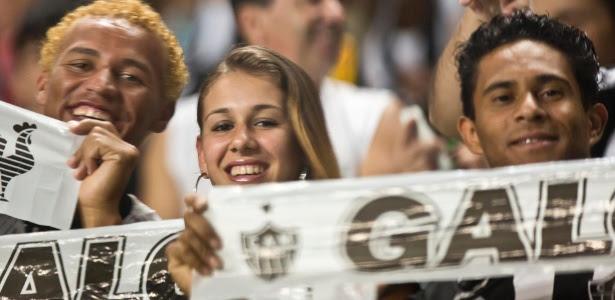 Torcida do Atlético deve lotar o Independência para o duelo com o rival no próximo domingo
