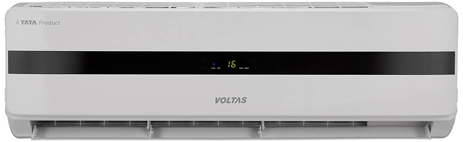 Deals on Voltas 1.4 Ton 3 Star Split AC