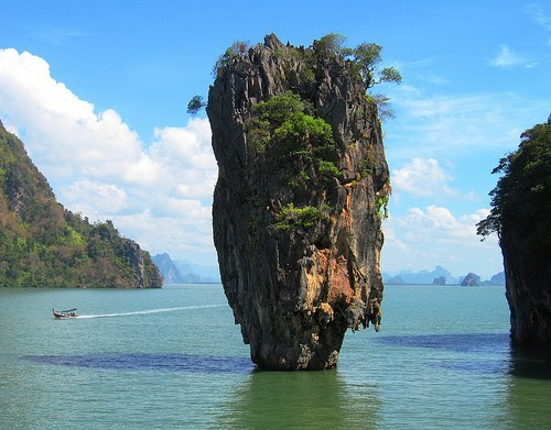 Island Pinnacle (James Bond Island), Phuket, Thailand