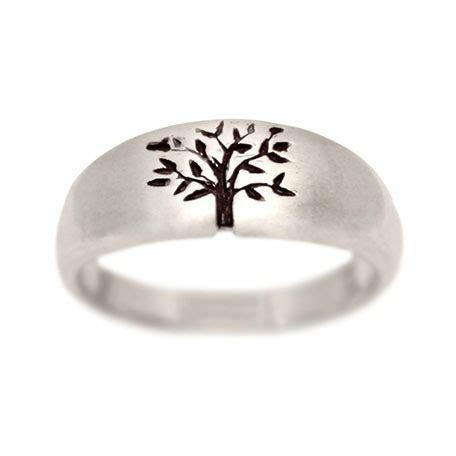 Tree of Life Wedding Ring   Handmade Wedding Rings