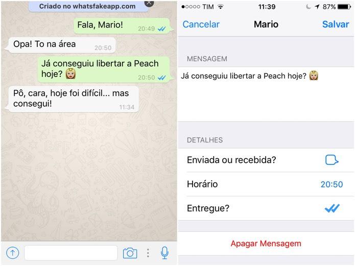 Como Criar Conversas Falsas Do Whatsapp Para Se Divertir Com Os