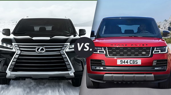 If You Are To Pick 1 Car Between These Range Rover, Lexus, Bentley & Mercedes Benz – Which Would You Pick?