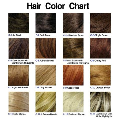 hair color chart light ash brown hair color chart hair color techniques blonde hair color