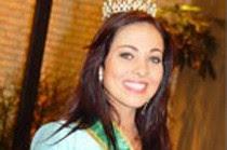 Fabiane Niclotti foi Miss Brasil em 2004 (Foto: Miss Brasil Oficial)