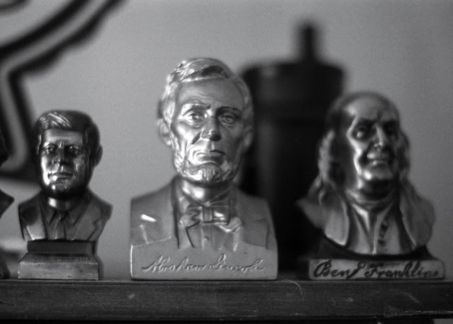 Honest Abe and the Boys