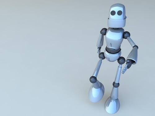 Robot Joe by FlySi, on Flickr