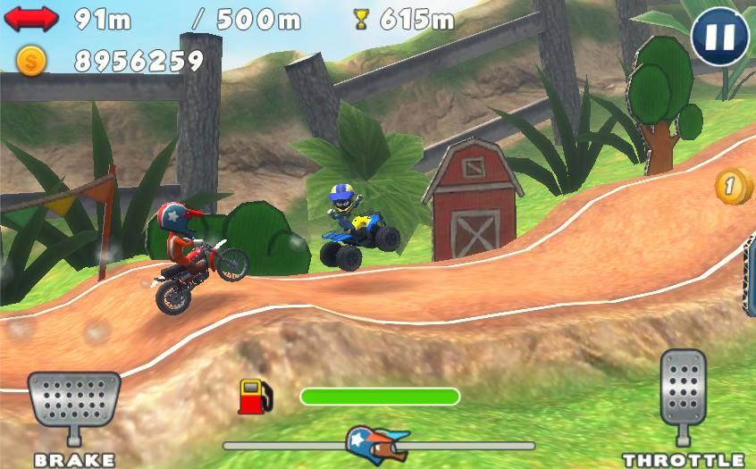game đua xe ô tô Mini Racing Adventures cho android