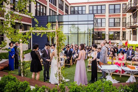 Greenhouse Loft Wedding: Sisi & Chen ? Chicago Wedding