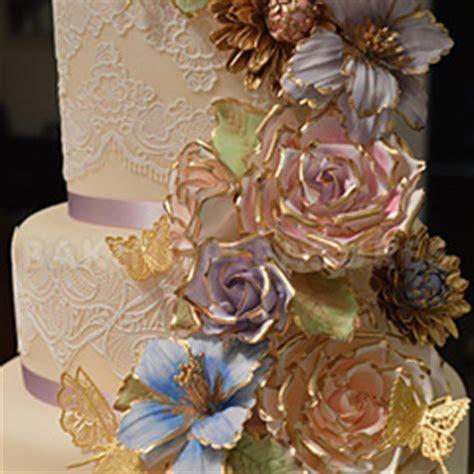 Claire Bowman Art Nouveau 3d Cake Lace Mat