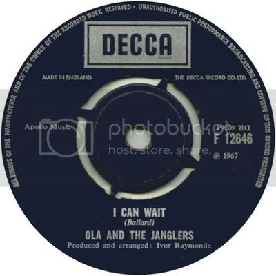 Ola and the Janglers - I Can Wait