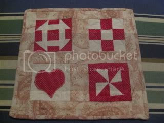 Valentine Mini Sampler - 6-12 Flikr Group