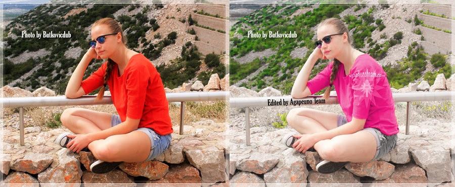 Come Cambiare I Colori Di Una Foto In Photoshop Regolando
