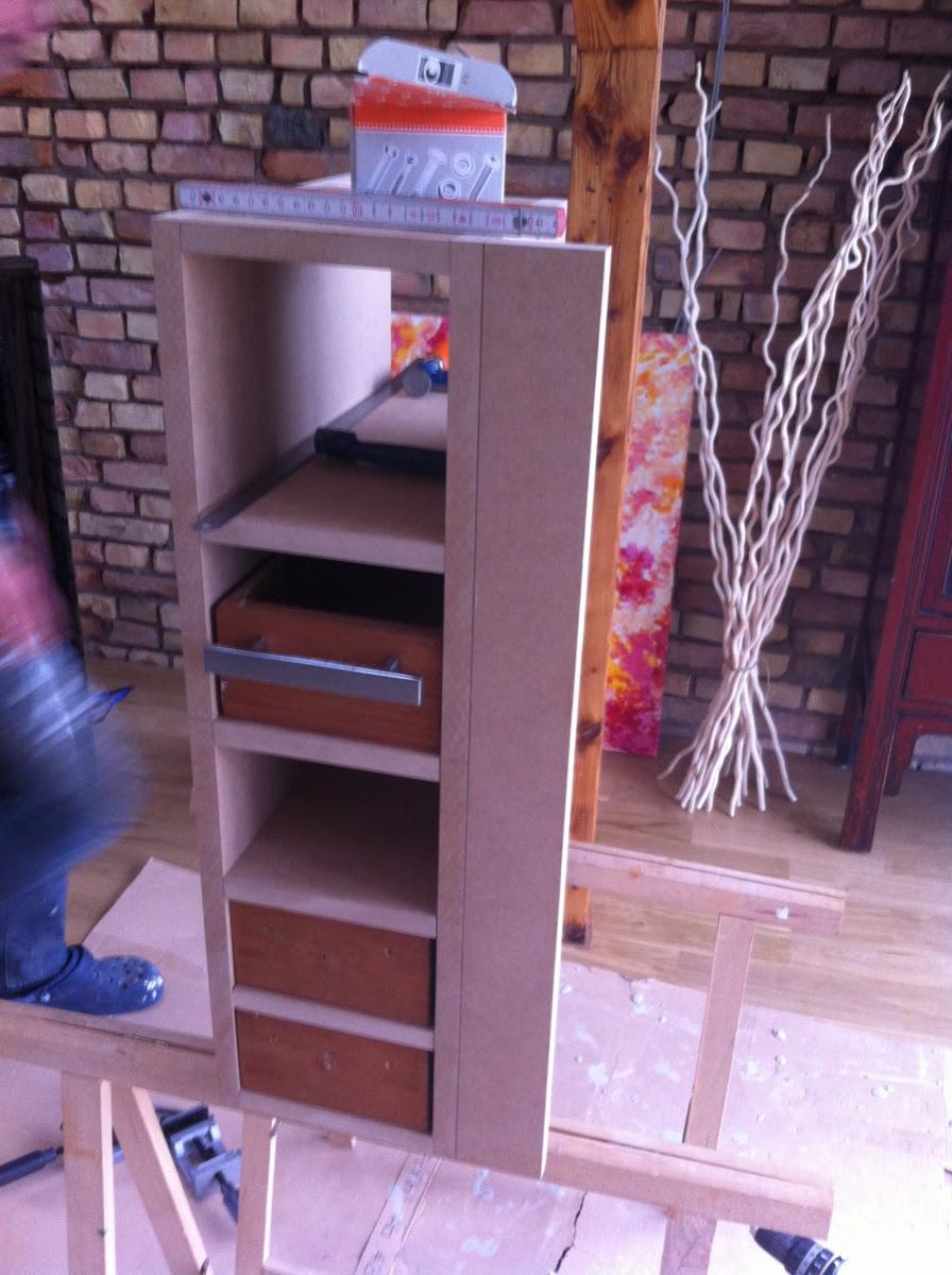 Bau eines Kuechenschraenkchens - 12