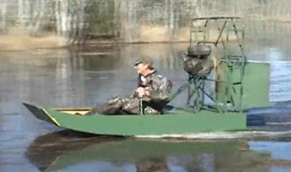 How To Build An Airboat Make