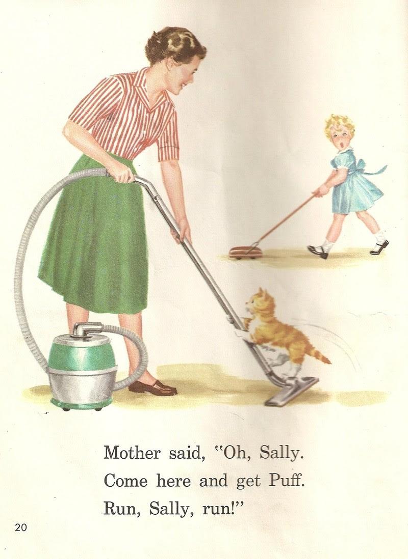 Whiteley Creek Homestead : no housework day