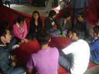 Personality Development Camp at Pasighat, Arunachal Pradesh