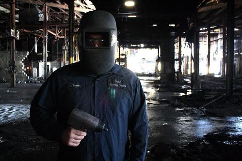 Crowe Foundry employee Thomas (jerm IX)