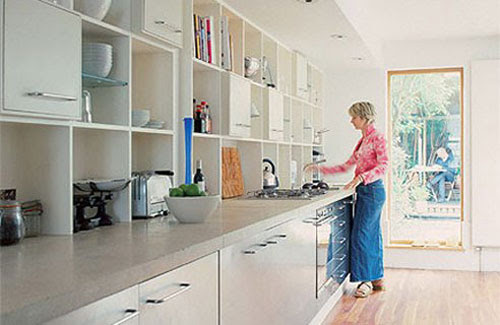 Renovate a Kitchen Celebrity Photos