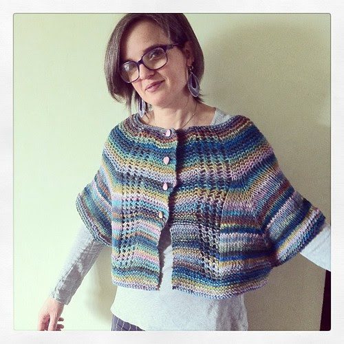 Scent of Spring in Noro :))