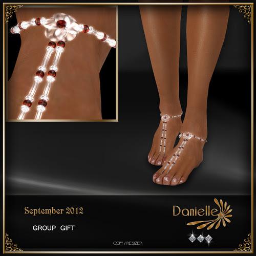 DANIELLE Group Gift September 2012