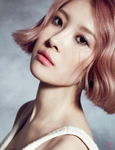 Sunmi – Harper's Bazaar Magazine October Issue '13 - kpop-girl-power Photo