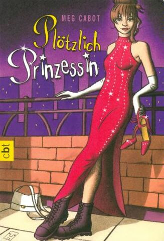 Datei:Plötzlich Prinzessin Cover.jpg