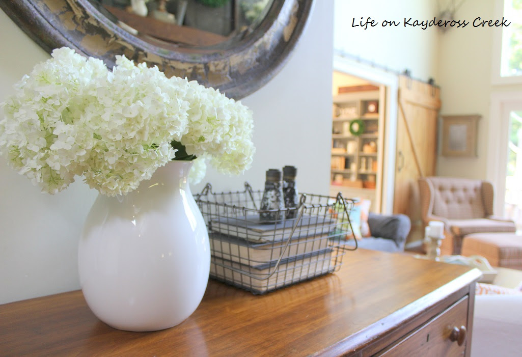 Family Room - Life on Kaydeross Creek