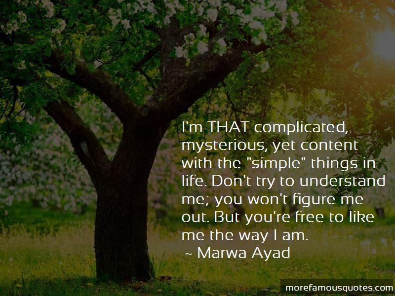 Quotes About Complicated Things In Life Top 36 Complicated Things