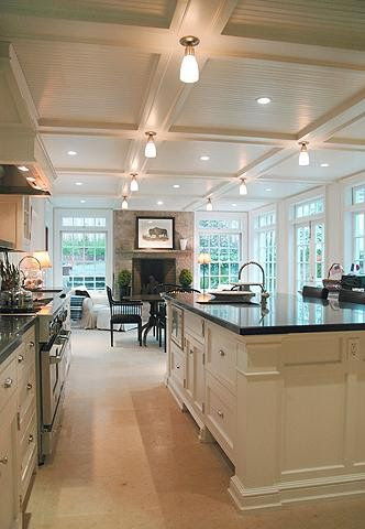 Wm. F. Holland/Architect/projects traditional kitchen