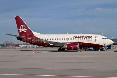 Transaero Imperial (Transaero Airlines) Boeing 737-524 EI-UNH (msn 28916) MUC (Arnd Wolf). Image: 911373.