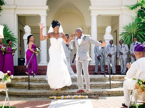 5 African and Afrocentric Wedding Traditions