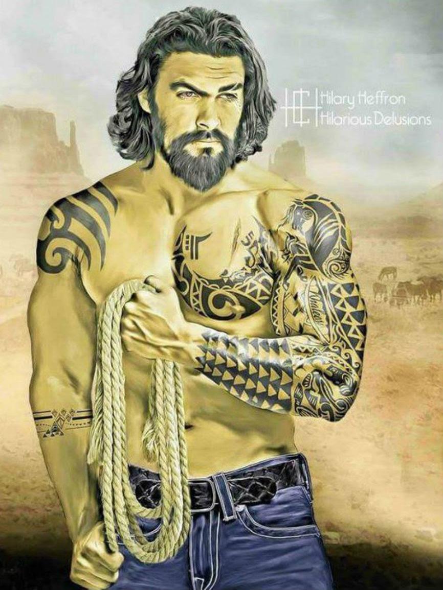 Así Serían Los Personajes De Juego De Tronos Con Tatuajes Foto 7