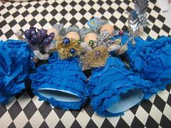 Ice Tree Queen Ornament Dolls! 4