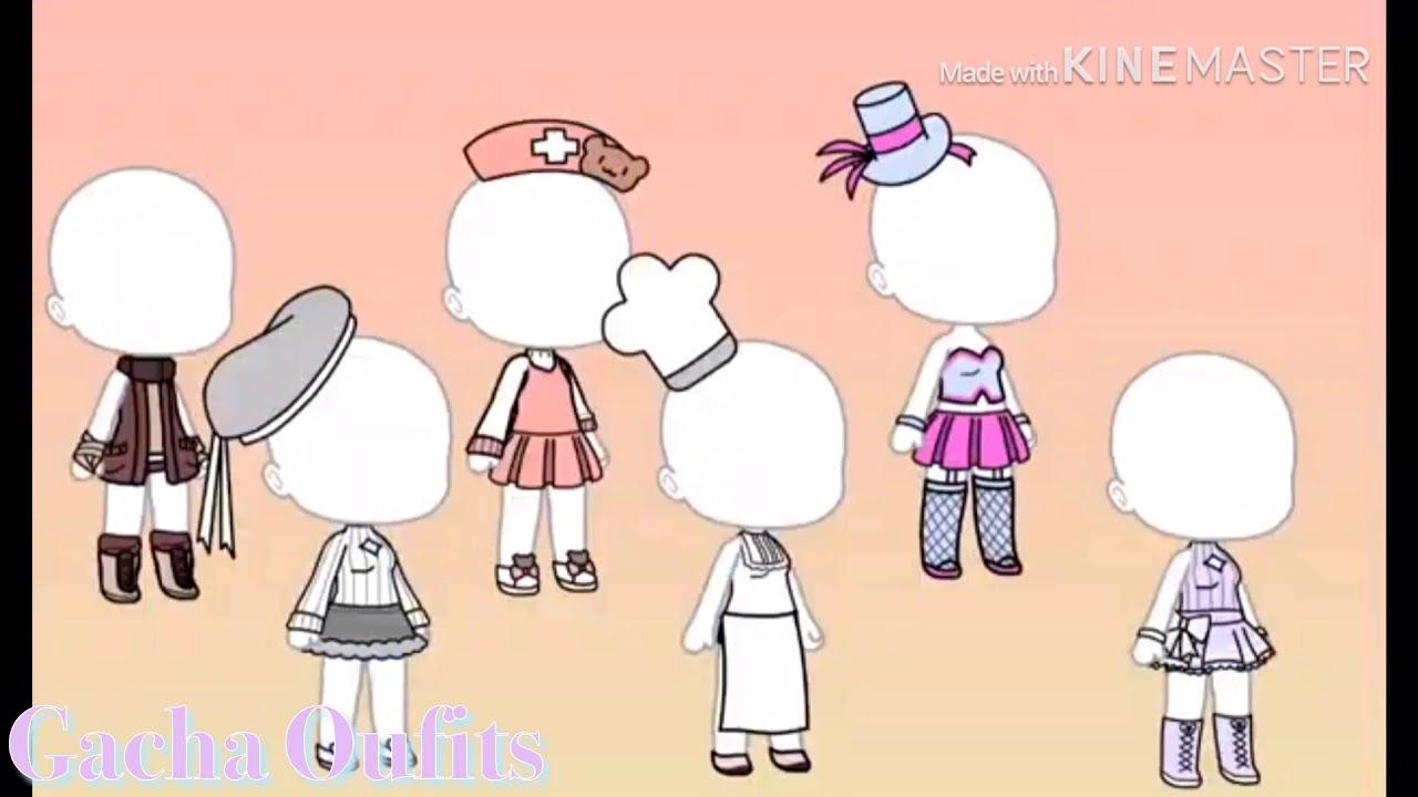 18 gacha life outfit ideas