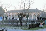 La barchessa di Villa Pola (Balanza)