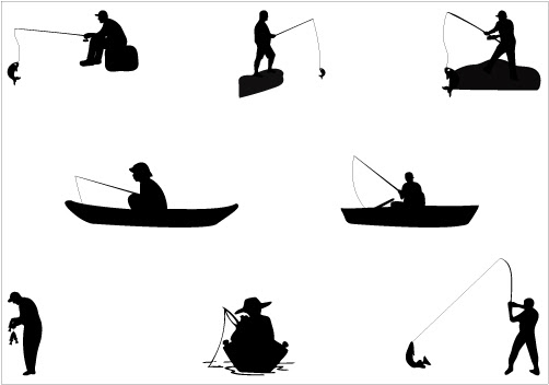 Download Free Ice Fishing Silhouette Download Free Ice Fishing Silhouette Png Images Free Cliparts On Clipart Library