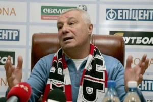 Демьяненко пожелал Металлургу удачи в следующийх матчах