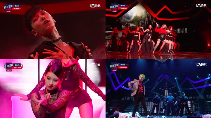 "Watch: NCT's Ten, SISTAR's Bora, TWICE's Momo, And Block B's U-Kwon ""Hit The Stage"" In Much-Anticipated Premiere"