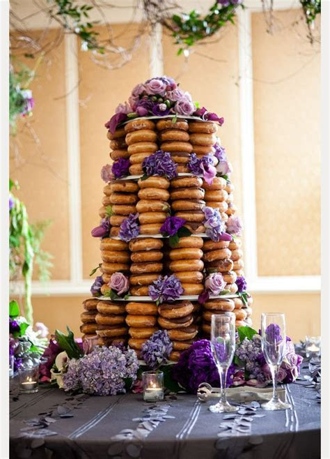 Alternatives to a Traditional Wedding Cake That Your
